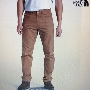 NWT The North Face Motion Pants Cargo Khak…